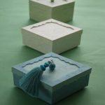 菱形(ひし形)の箱 いろいろ(2009年)
