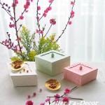 ひな祭りの菱(ひし)形の箱(2009年)